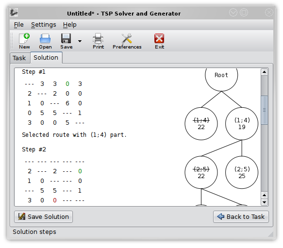 Solution Tab (Linux Version), v0.1 beta 2
