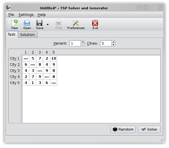 Task Tab (Linux Version), v0.1 beta 2